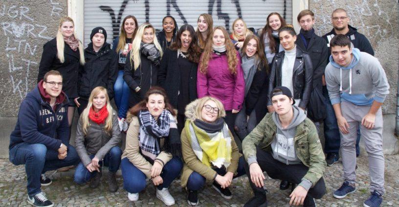 Die Gruppe des Abschlussprojekts DHM²