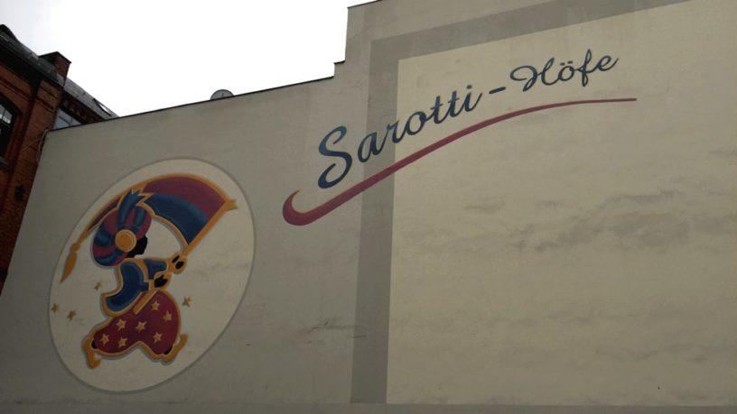 Sarotti-Höfe in Berlin-Kreuzberg